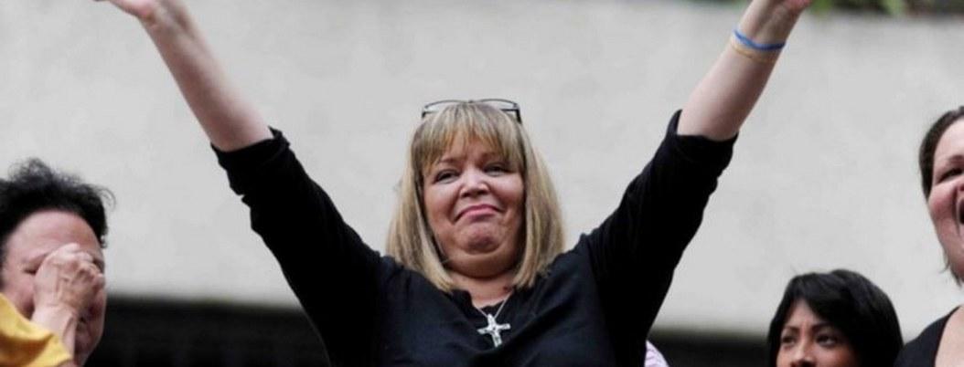 Justicia venezolana libera a magistrada Afiuni y a periodista Jatar
