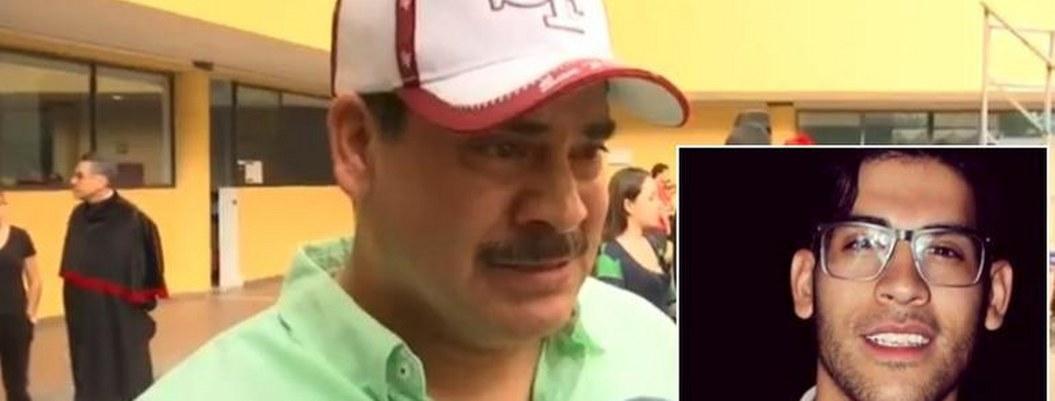 Estancado caso de Norberto; padre teme represalias de secuestradores
