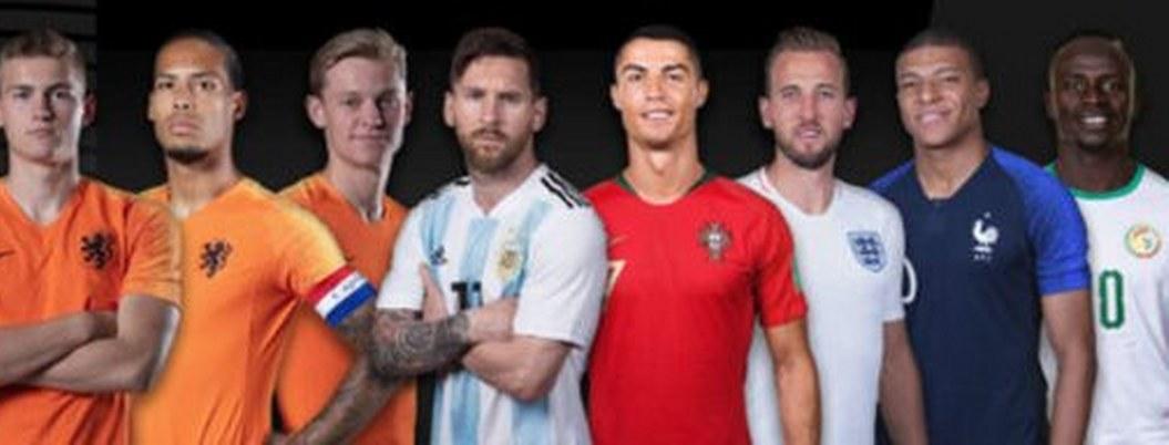 """Messi, Cristiano, Hazard y Mbappe, candidatos al """"The Best"""" Mejor Jugador"""