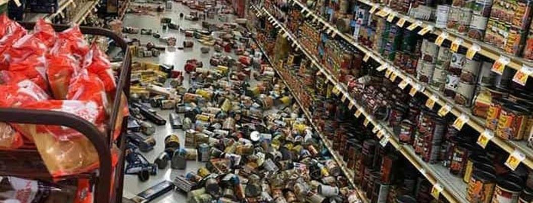 Los Ángeles: más de 150 replicas de sismo, la más fuerte fue de 5.4