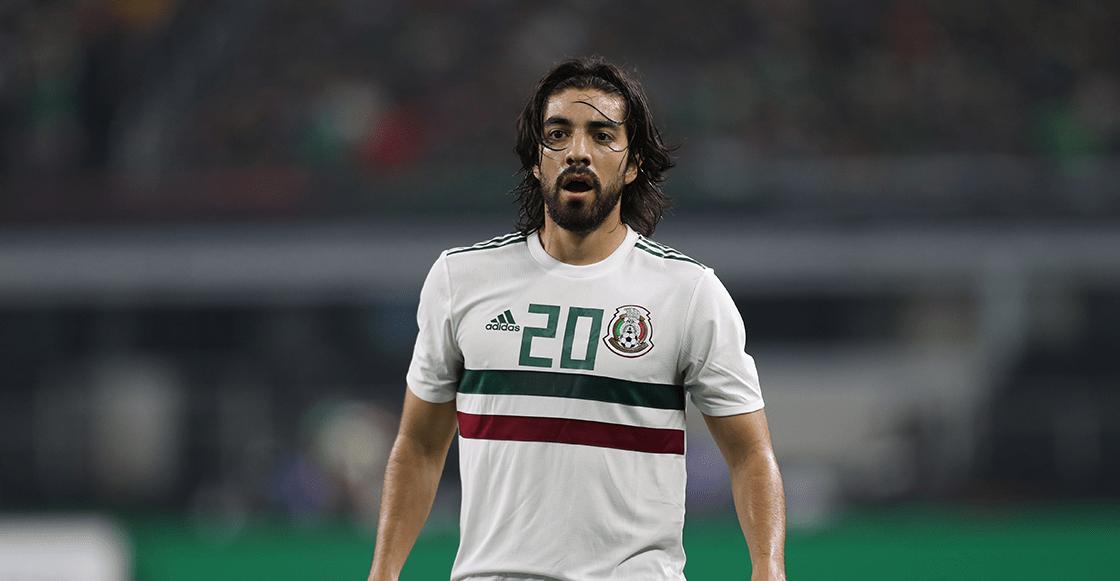 Rodolfo Pizarro en la mira del Milán