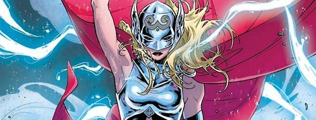 Así lucirá Natali Portman en la versión femenina de Thor