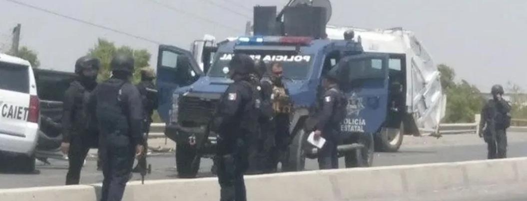 Policías abaten a 11 presuntos sicarios del Cártel del Noreste