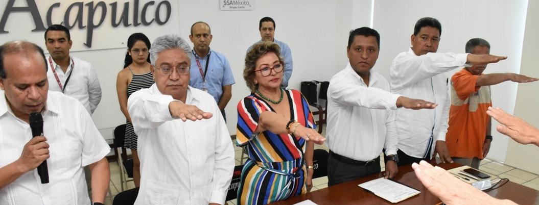 """""""Buscamos con empresarios y sociedad un Acapulco próspero"""": Adela"""
