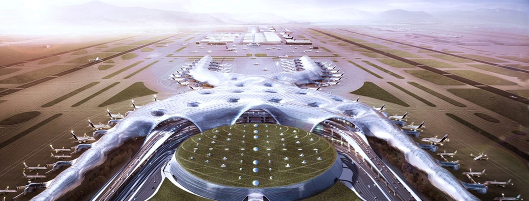 Liquidan todos los contratos del aeropuerto de Texcoco