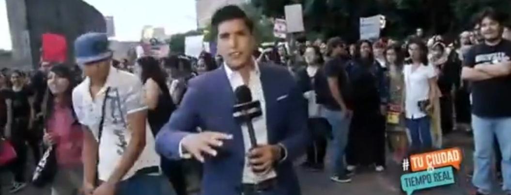 """""""¿Qué culpa tienen los periodistas?"""", reclama AMLO ante agresiones"""