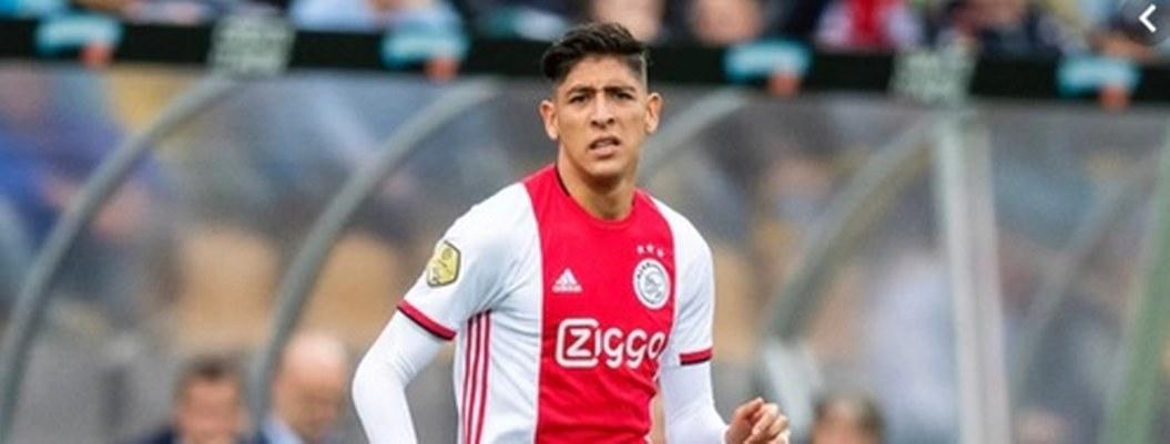Edson Álvarez debutó con triunfo para el Ajax ante VVV Venlo