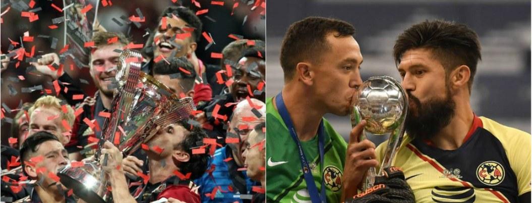 América luchará por el título de la Campeones Cup frente Atlanta United