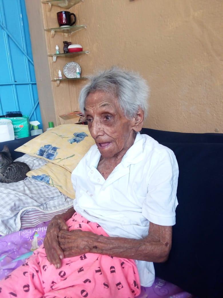 Angelita 109 años 3