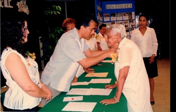Angelita 109 años 4