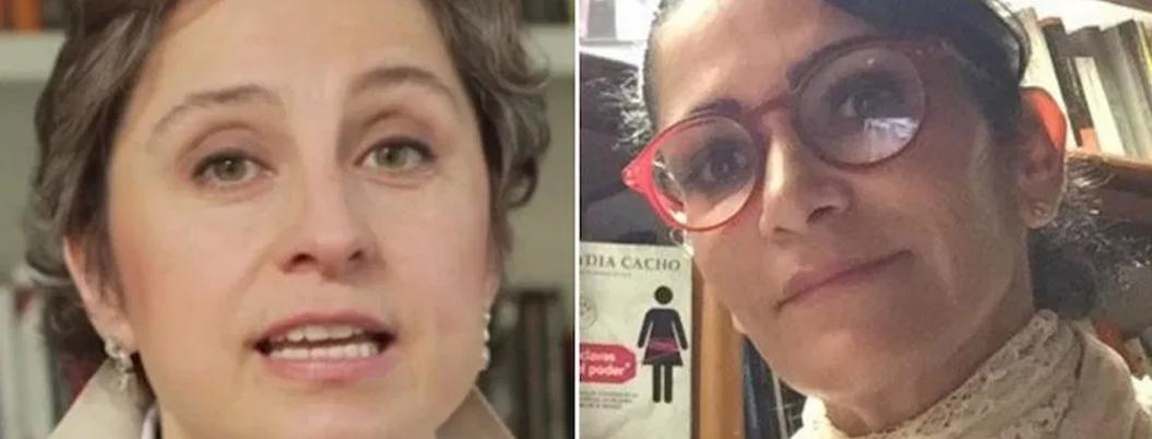 Lydia Cacho y Aristegui, candidatas a presea Sentimientos de la Nación