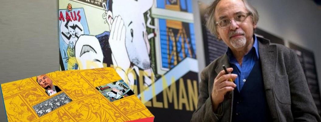 Marvel censura a Art Spiegelman por criticar a Trump