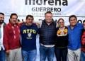 Bancada de Morena Gurrero con Felix