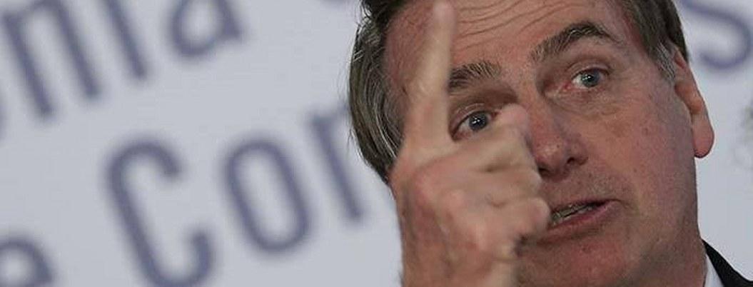 """Prensa alemana considera a Bolsonaro """"el hombre más peligroso del mundo"""""""