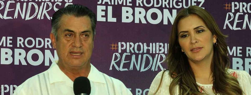 Bronco quedó bien con su suegra: aumentó su sueldo antes de pensionarla