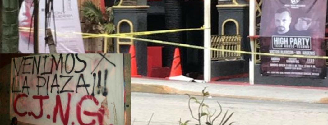 CJNG extiende su terruño: ya manda en el sangriento Cancún