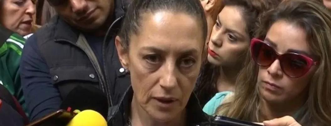 Sheinbaum respira por disminución de narcomenudeo en la CDMX