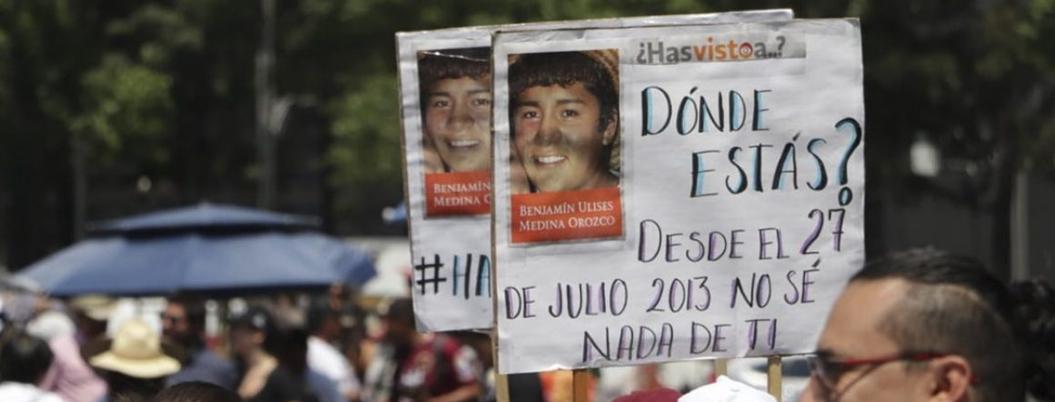 CNDH exige atención a víctimas de desaparición forzada