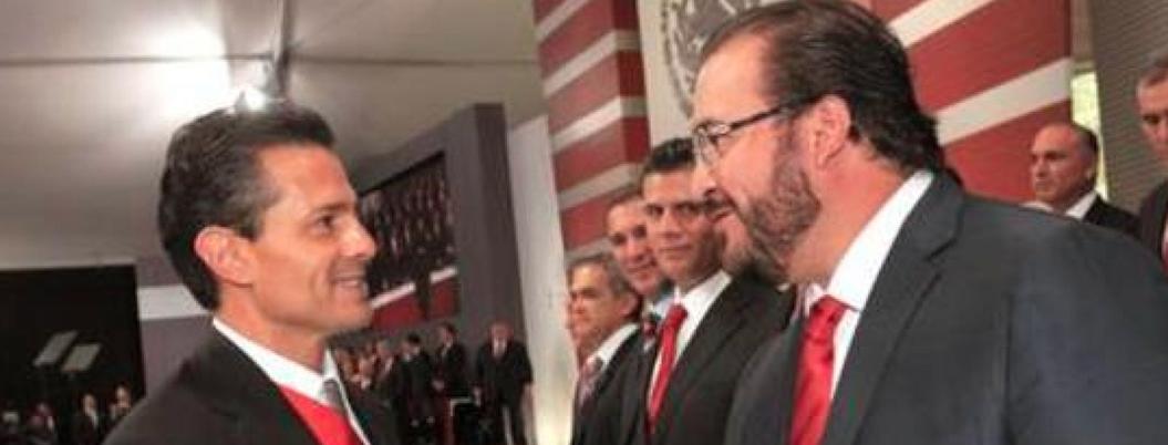 Peña tiene puro amigo soplón: Duarte revelará corrupción