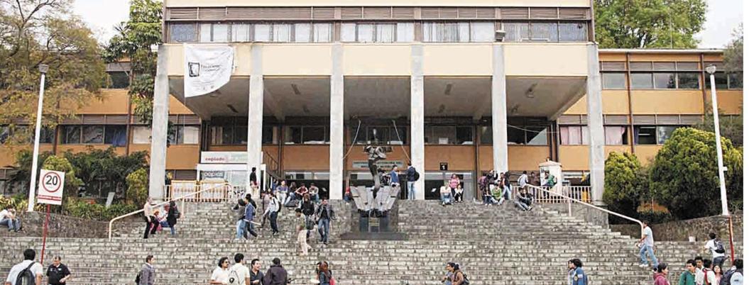 Reparan edificio dañado en Facultad de la UAEM