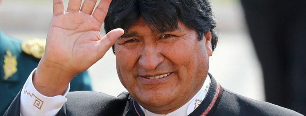 Sondeo apunta a que Evo Morales sería reelecto para un cuarto periodo
