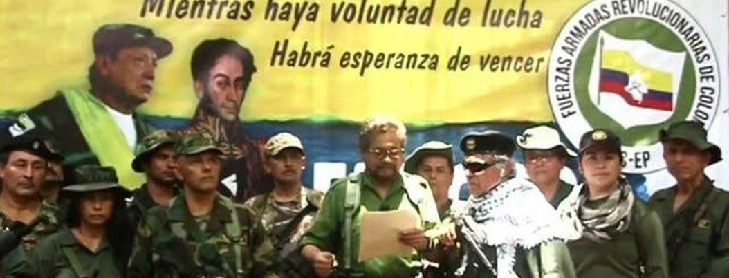 Desmovilizados de las FARC retoman la lucha armada en Colombia