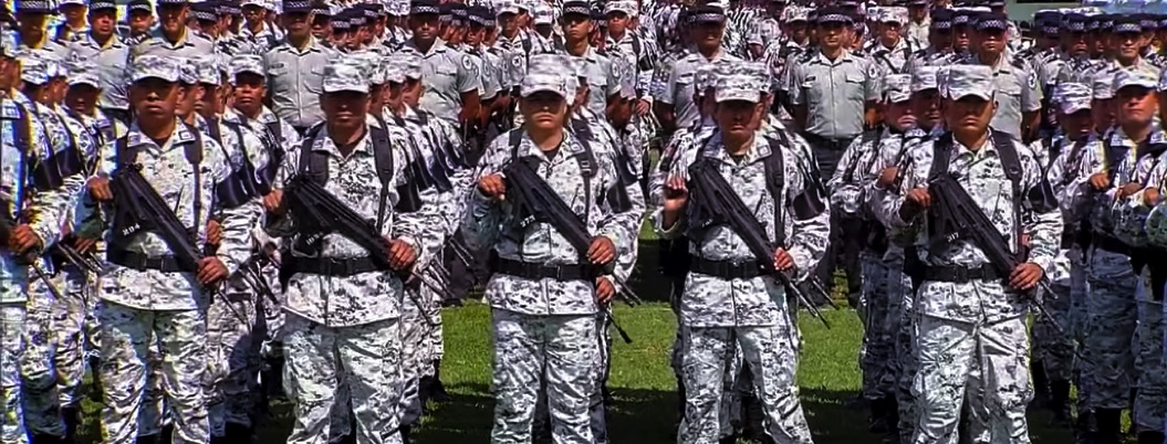 Rechaza Guardia Nacional a 6 mil elementos de fuerzas federales