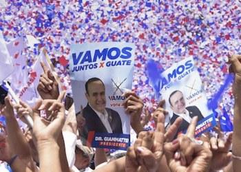 Guatemala elecciones