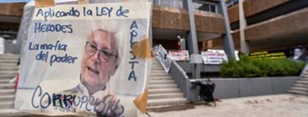 Coparmex pide juicio político contra quienes aprobaron 'Ley Bonilla'