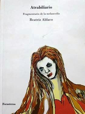 Libro de Beatriz Aldaco melancolía