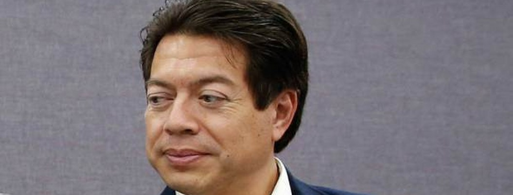 Mario Delgadodiputado federal.