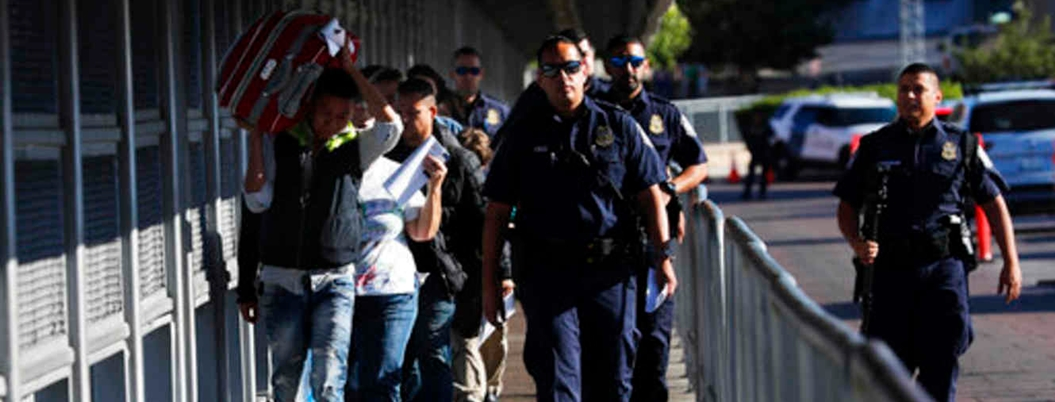 Piden refugio 42 mil centroamericanos en México