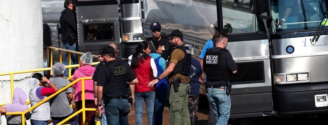 Trump desata persecución contra indocumentados: detienen 680