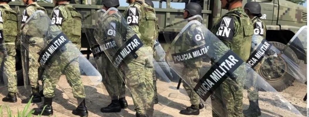 AMLO se enreda en vericueto de que militares dirijan policías municipales