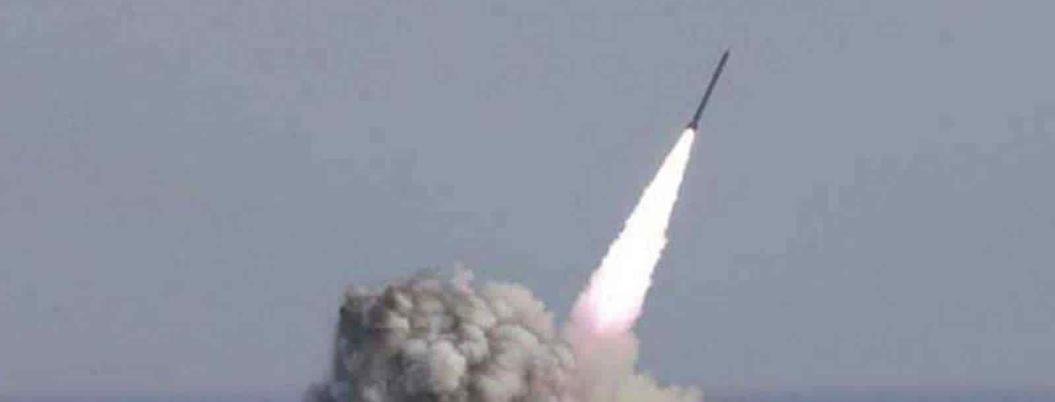 Corea del Norte continúa disparando misiles balísticos