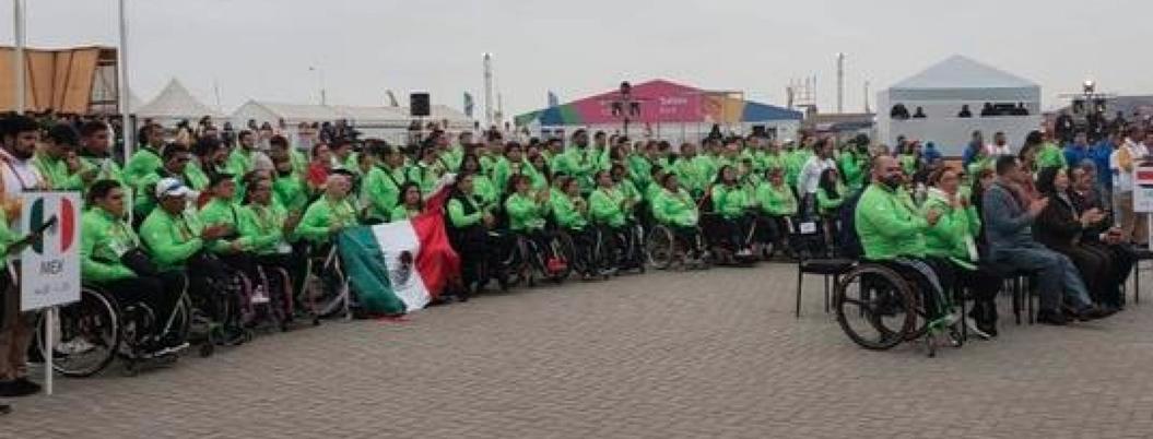 Apoyos para atletas de Parapanamericanos saldrán de incautaciones al narco