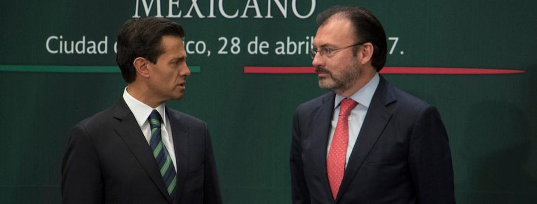 Ligan a Peña y Videgaray con corrupción de Circuito Bicentenario