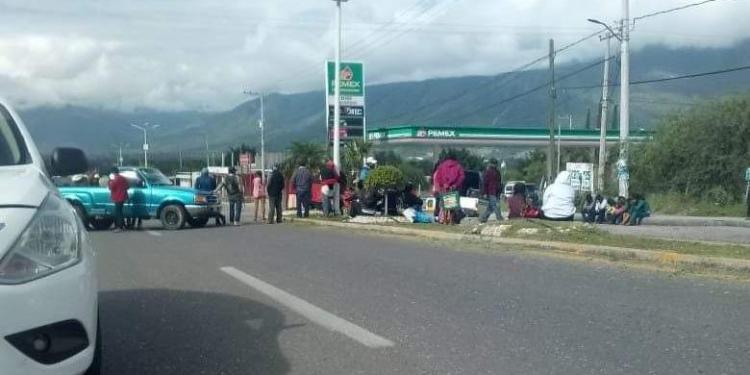 Protestas campesinas Guerrero