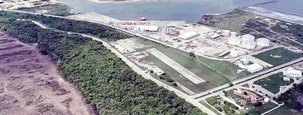 Refinería de Dos Bocas podría afectar humedal