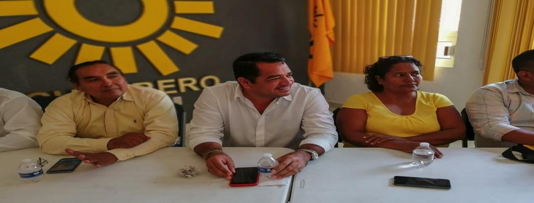 PRD Guerrero, a favor de Futuro 21, pero rechaza golpismo contra AMLO