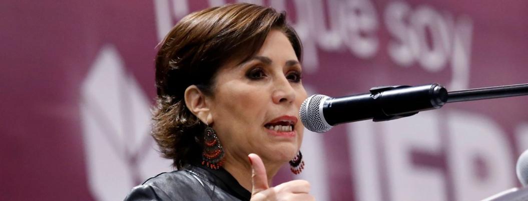 Rosario Robles pretende evadir la cárcel en la CIDH
