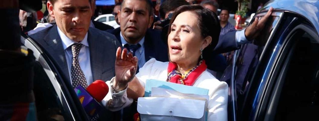 Recluyen a Robles en penal y corruptos se dicen perseguidos políticos