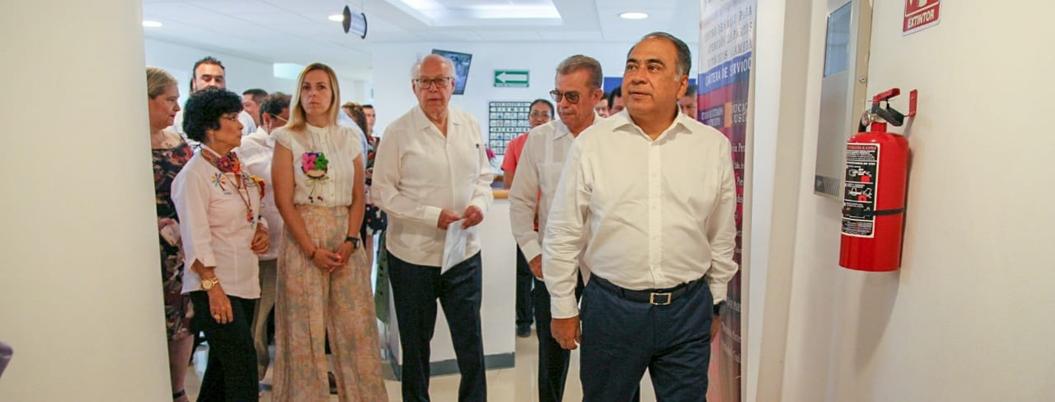 Gobierno de Astudillo debe 6.5 millones a proveedora de Salud
