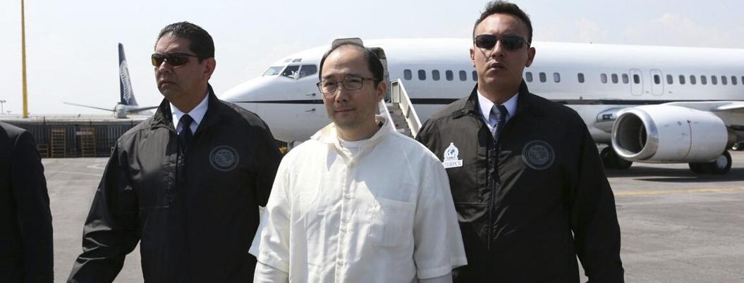 Ye Gon se trepa al tren de perseguidos políticos; teme represalias