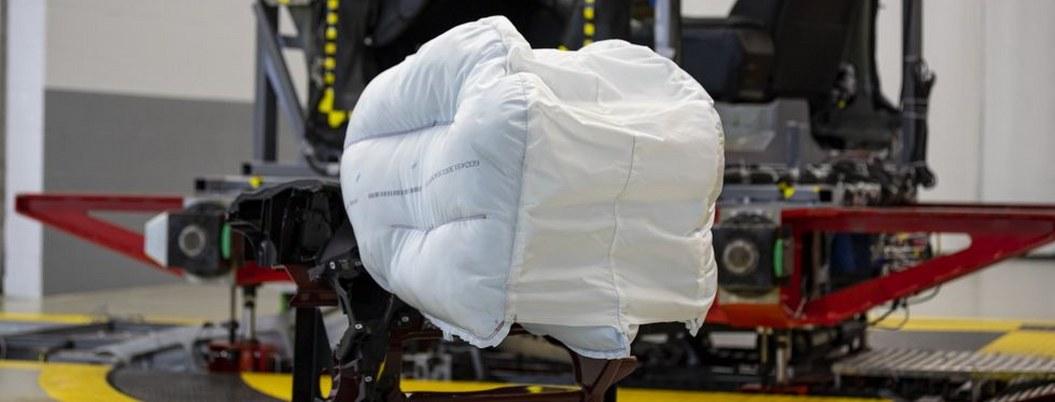 Honda crea nueva bolsa de aire para disminuir impacto en la cabeza