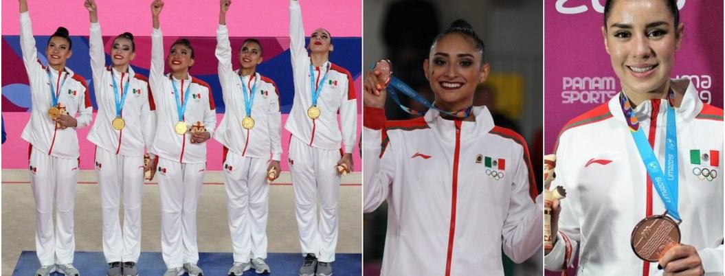 México conquista 21 oros pero cae al cuarto puesto del medallero