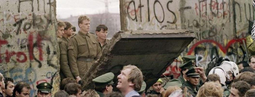 Alemania recordará 30 años de la caída del Muro de Berlín