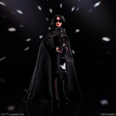 presentan a las munecas barbie inspiradas en star wars y son increibles 2