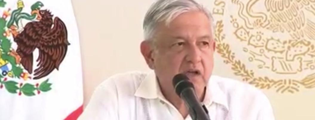 Tren Maya se construirá pese a opositores, advierte Andrés Manuel
