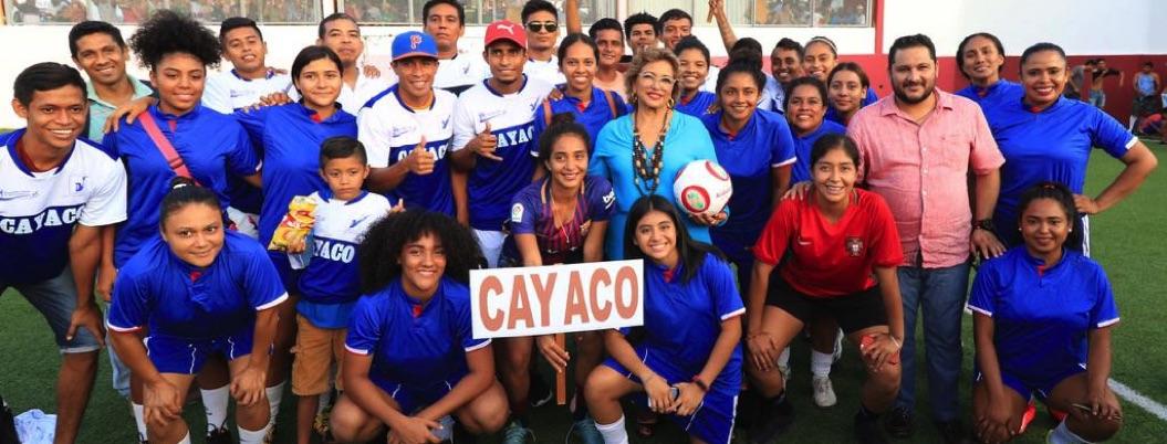 """""""A través del deporte podemos lograr la paz y la armonía"""": Adela Román"""